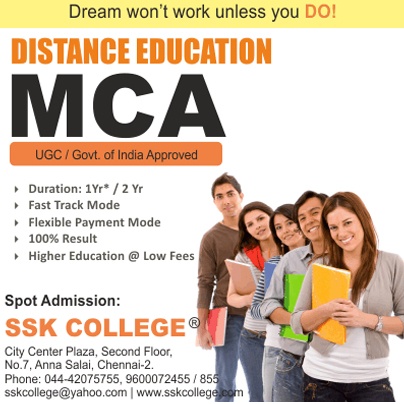 mcadistanceeducationinindia